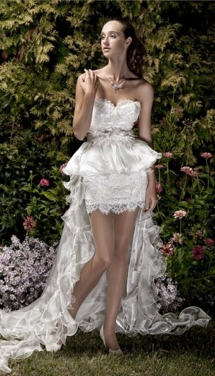 Свадебные платья со шлейфом. 30 ФОТО! - Гламурные новостиГламурные