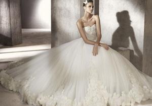 То самое свадебное платье
