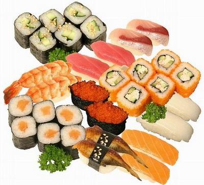 Вам нравится японская, китайская или тайская кухня?