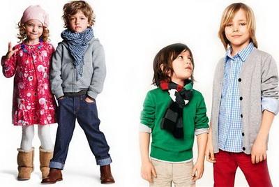 Модная одежда для детей Carters