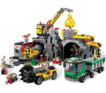Детские конструкторы LEGO