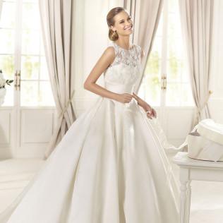 Свадебные платья – 2015: модные тенденции