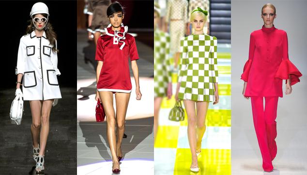 Модные тенденции весенне-летних коллекций 2015
