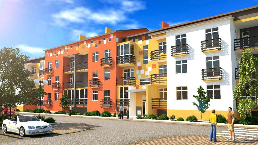 квартиры в Краснодаре