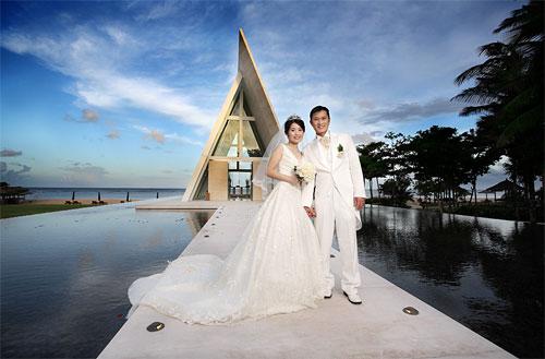 романтические свадьбы – на Бали