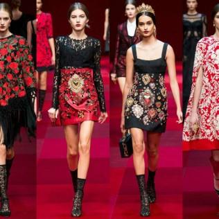 Какие платья в моде весной-летом 2015