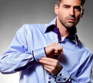 гладить мужские рубашки