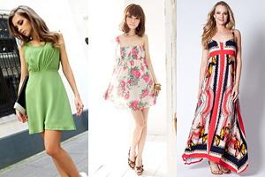 Где купить самые стильные платья?