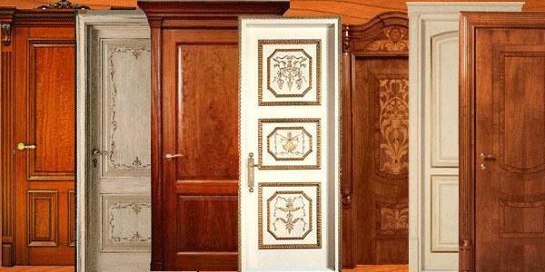 Межкомнатные двери: выбор