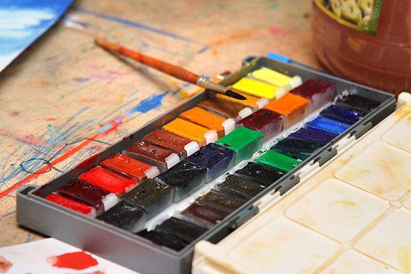 Курсы живописи онлайн – большие перспективы для взрослых и детей
