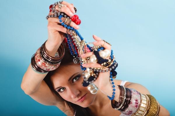 Мода на ювелирные украшения в разных странах