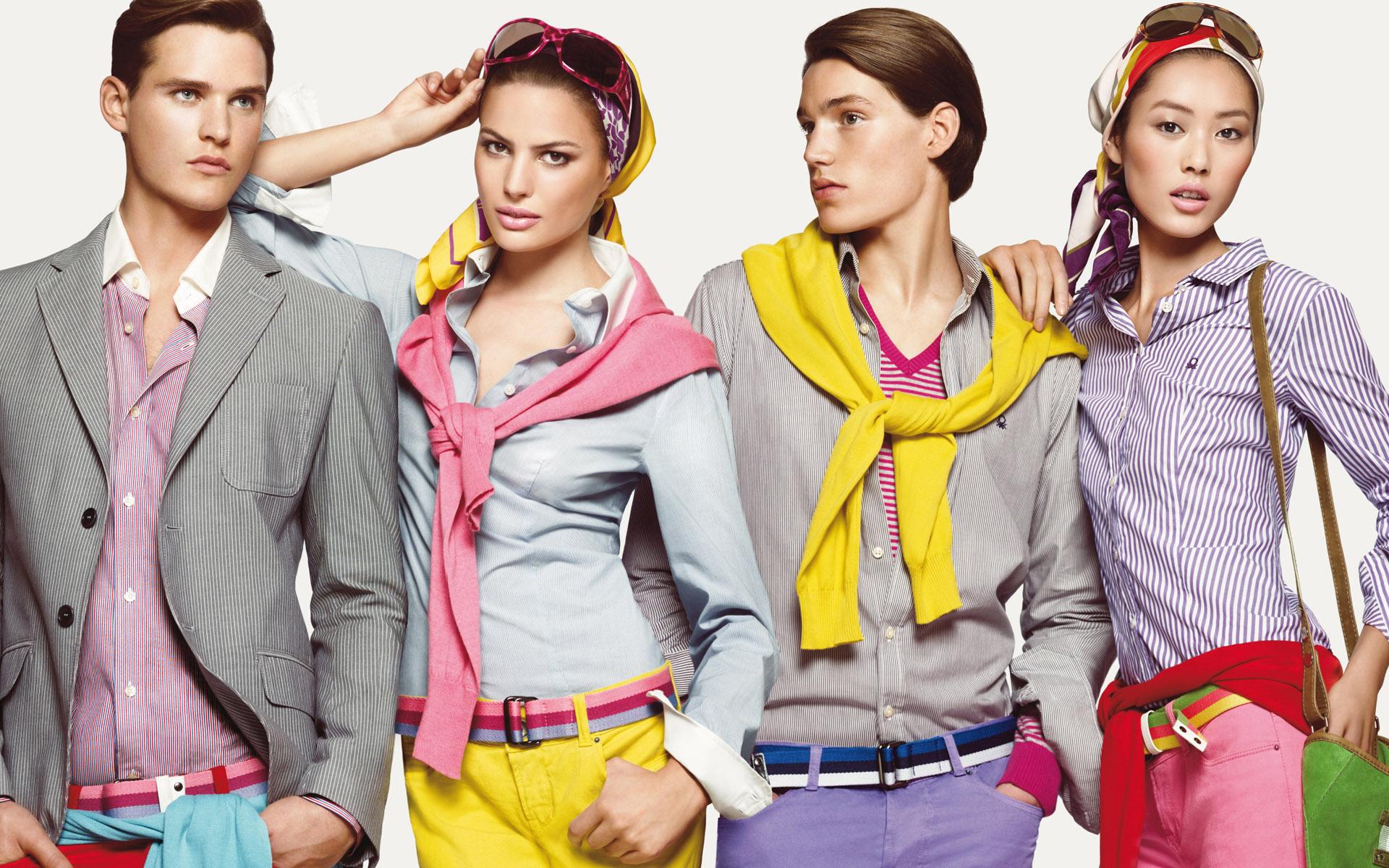 Модная Женская Одежда Картинки