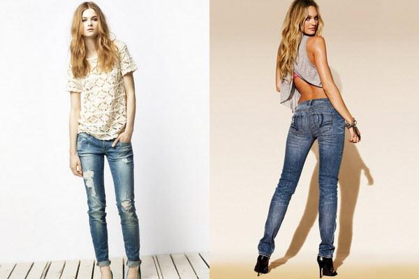 Модные джинсы на лето 2016