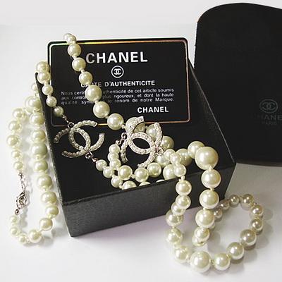 Бижутерия Chanel