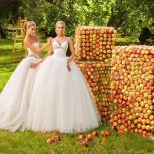 Свадебные платья для девушек по типам фигуры