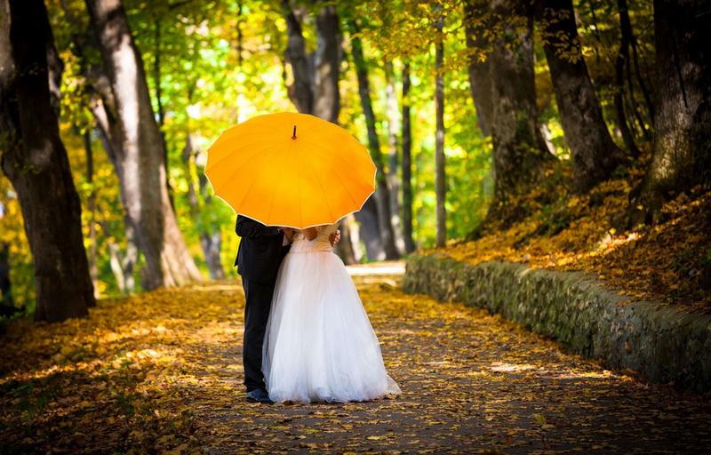 Секреты удачной свадебной фотосессии