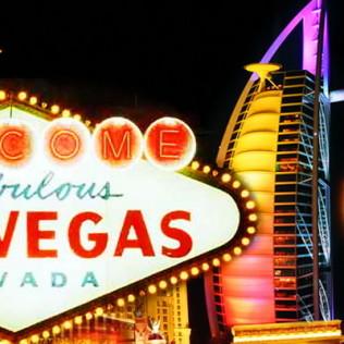 Путешествие в Лас-Вегас