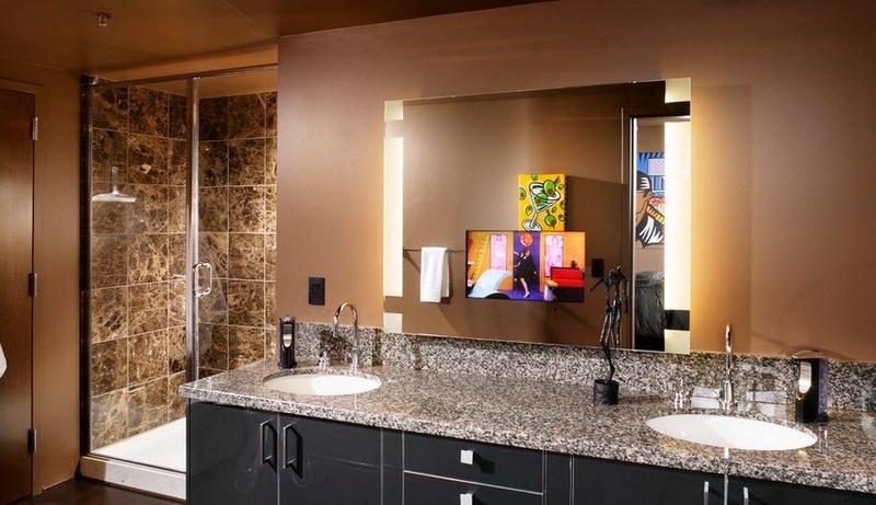 Выбираем зеркало в ванную комнату с подсветкой