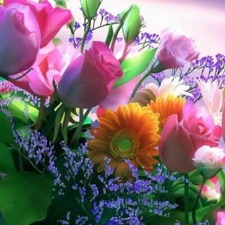 Цветы ...