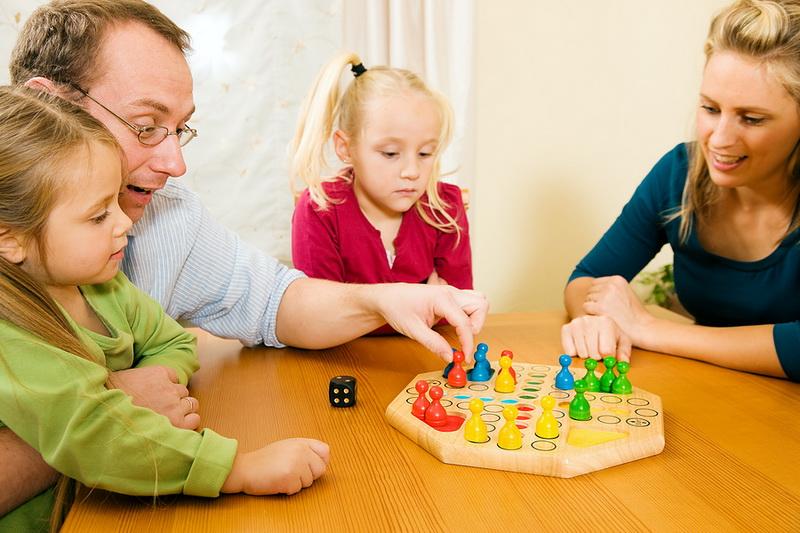 Детские настольные игры