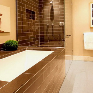 Как создать эксклюзивный интерьер ванной комнаты?