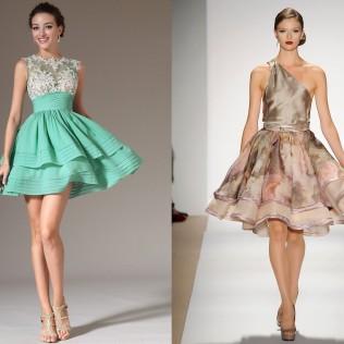 Cтильные платья