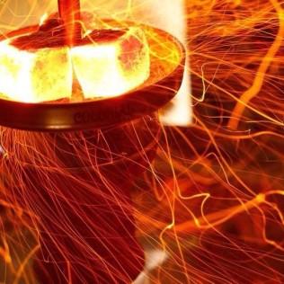 плитка для розжига углей кальяна