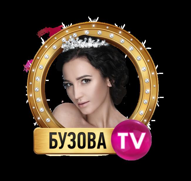 Logo Buzova TV