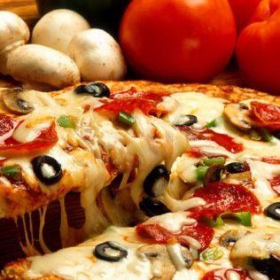 Самая вкусная пицца в Киеве